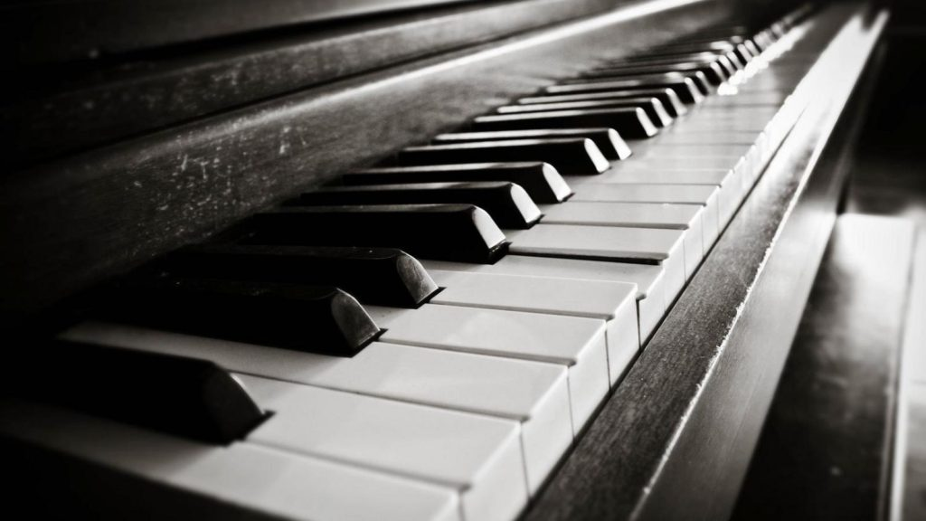 Piano-Wallpaper